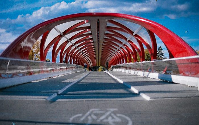 """""""PEACE BRIDGE"""" by ChinitoBoy is licenced under Attribution 2.0 Generic (CC BY 2.0)"""