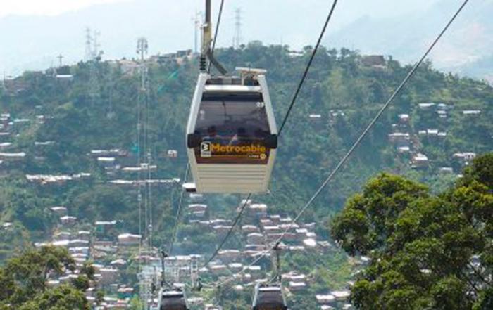 Nuevas obras de movilidad en Medellín para mejorar la calidad del servicio de transporte