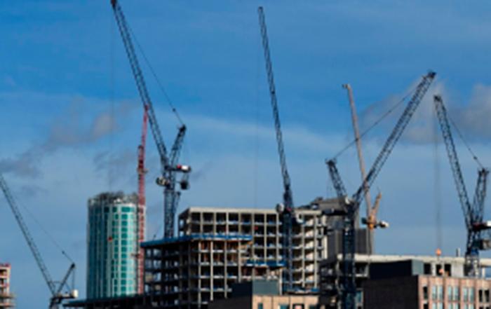 Acuerdo para construir 35% de viviendas de bajo costo en nuevos proyectos inmobiliarios en Londres