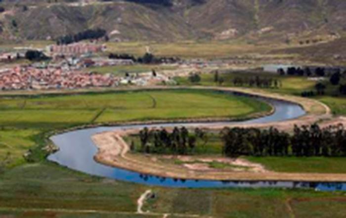 desarrollo urbano, ríos y ciudades